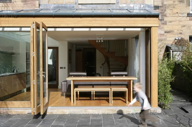 Helen Lucas Architects Edinburgh | project | garden room architect scotland | materials and detailing