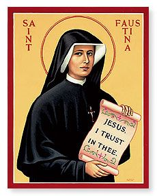 St. Faustina. the Apostle of Divine Mercy