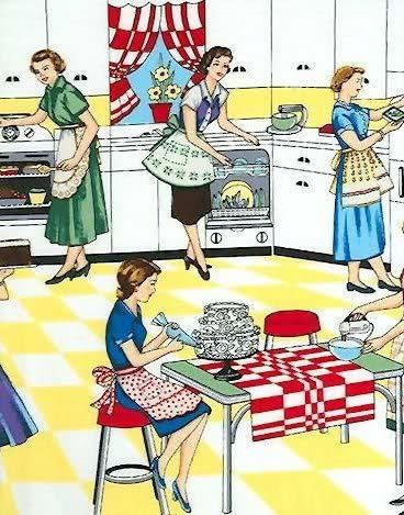 The Perfect Housewife !!!
