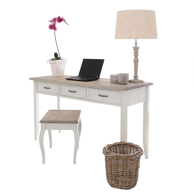 #CreativeSanctuary Find your inspiration this holiday - Writing desks, dressers and stools available at #TheBedroomShopOnline