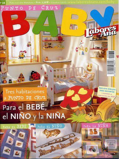 Labores de Ana Baby nº 38_1 - Revista - Picasa Web Albums