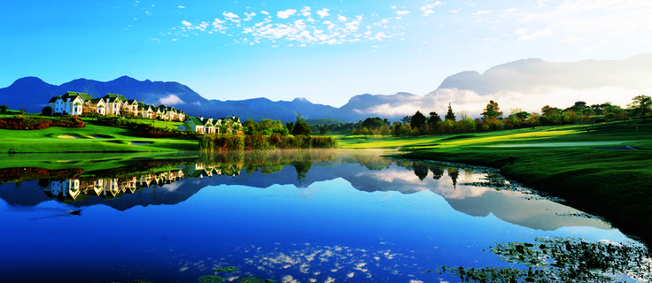If you're looking for kid-friendly luxury at a golf course, Fancourt Hotel in South Africa's Garden Route has it all.