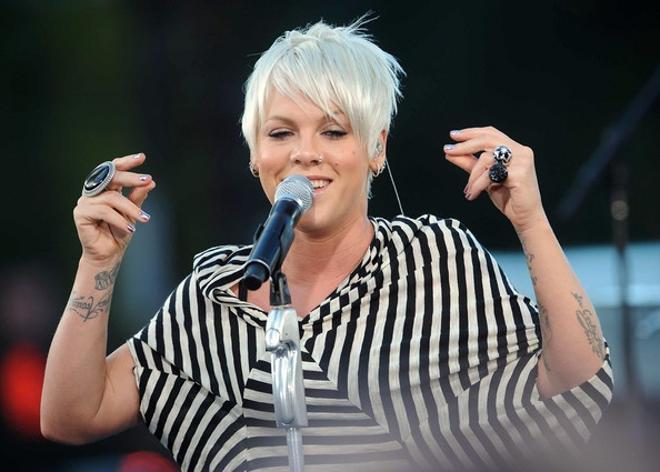 P Nk Hairstyles: 193 Best Images About P!nk On Pinterest