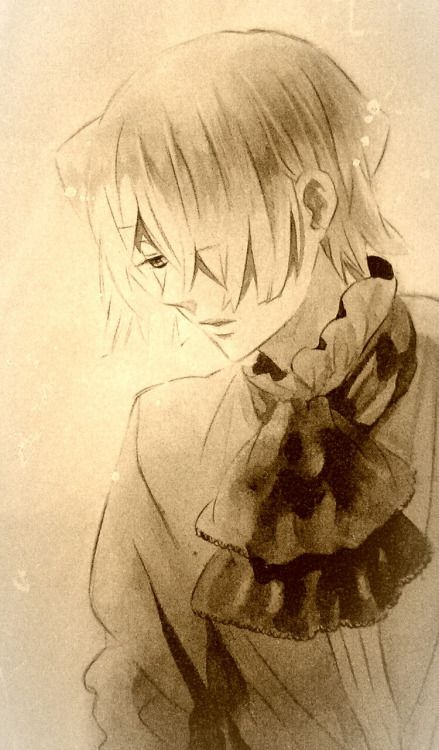 "Break ||| Pandora Hearts ""There Is"" (this is so gorgeous I could look at it for hours)"
