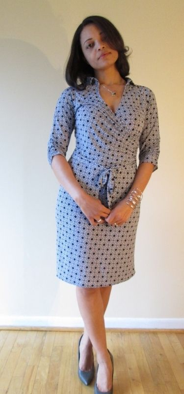 52 best Wrap dresses images on Pinterest | Wickelkleider ...