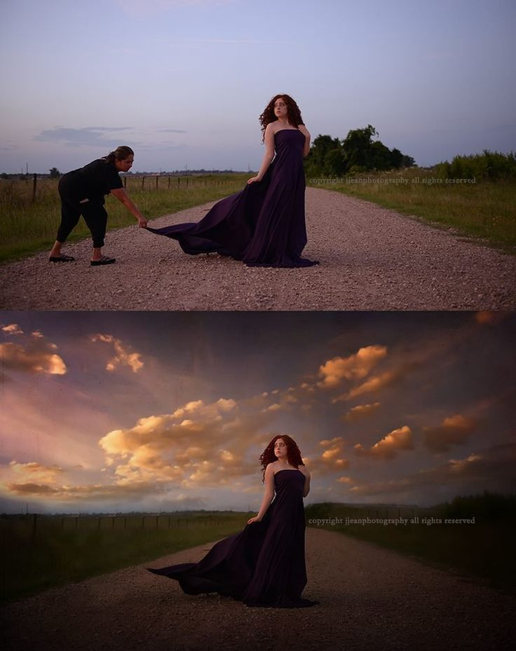 Jackie Jean walks photographers through how to properly add a sky overlay to a photo in photoshop. Learn how to apply sky overlays and other photoshop skills...