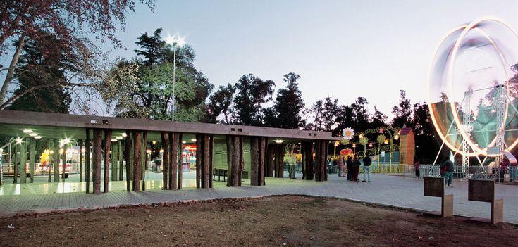Galeria - Parque de diversões em Rosario / Rafael Iglesia - 4