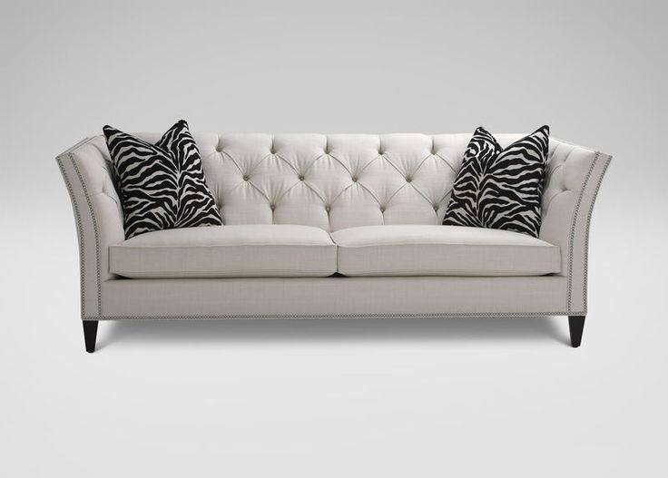 Shelton Sofa By Ethan Allen Reference For Ces S Settee