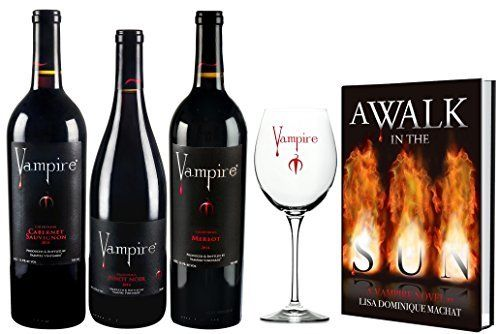 """Famous Words of Inspiration...""""There are no elevators in the house of success.""""   H. H. Vreeland — Click here for more from H. H. Vreeland              more details available at https://perfect-gifts.bestselleroutlets.com/gifts-for-holidays/grocery-gourmet-food/product-review-for-vampire-vineyards-taste-of-immortality-wine-gift-set-3-x-750-ml/"""