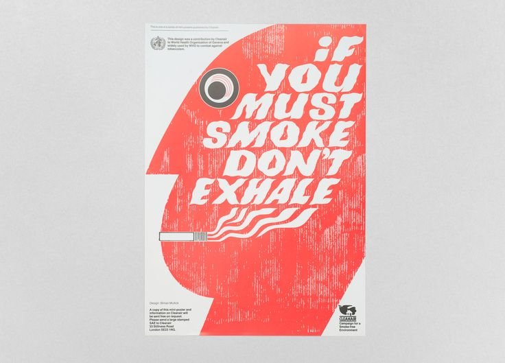 In the 1970s and 80s, Biman Mullick distributed thousands of posters highlighting the harmful impacts of smoking and passive smoking. With his work...