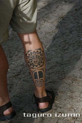 tatuagem.polinesia.maori.064 | Flickr - Photo Sharing!