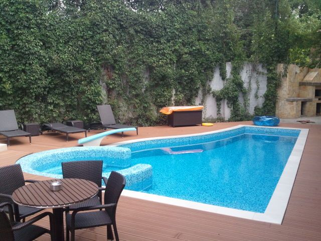 Домашний бассейн. #Aquavita