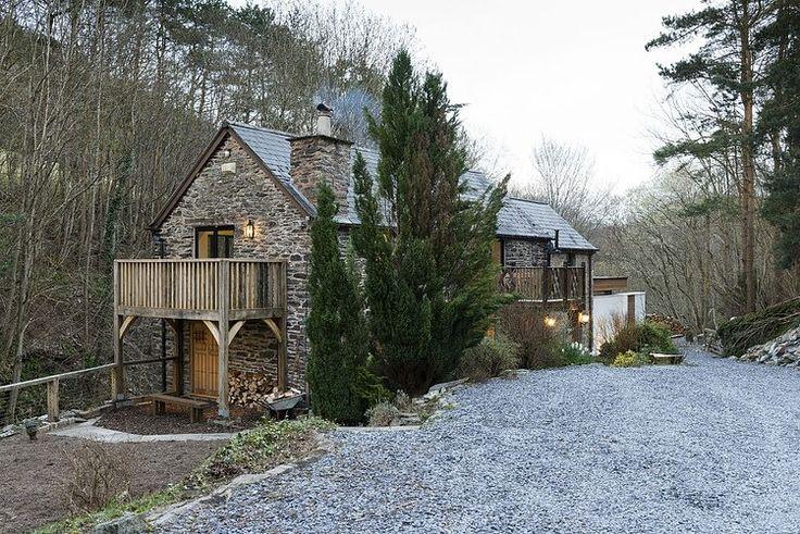 The Berwyn Mill in Corwen