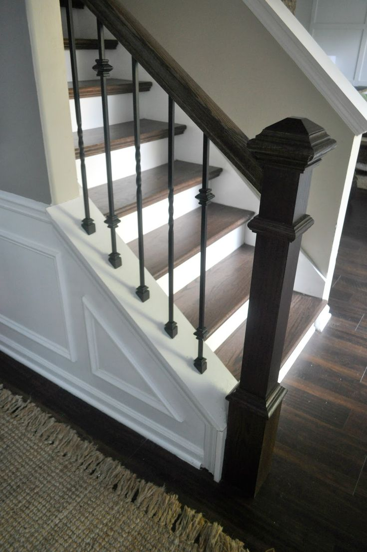 Best 25 Staining Stairs Ideas On Pinterest Stained 400 x 300