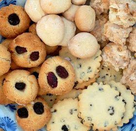 18th century biscuit recipes