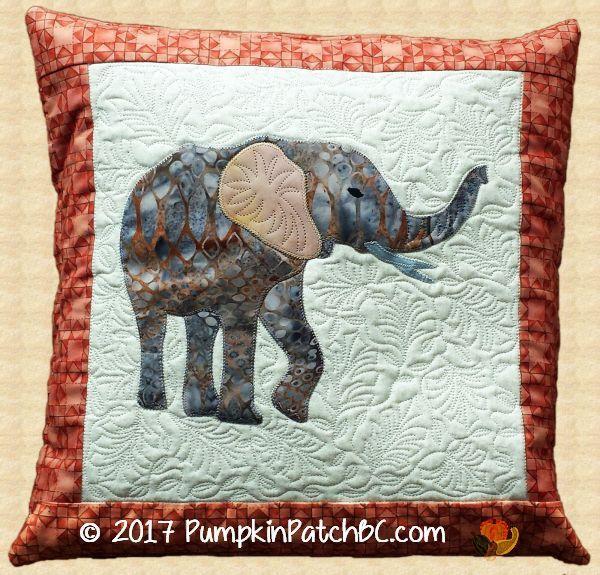 """""""Elefant"""" Kissen PPP034-DCM"""