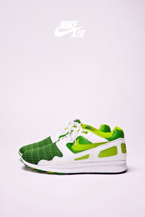 Nike air Flow in Green I like these alot!