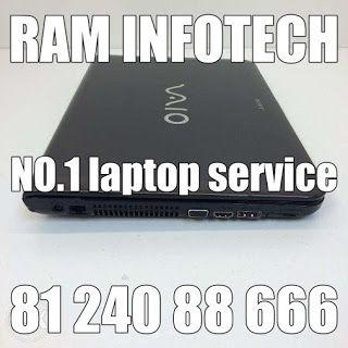 RAM INFOTECH - NO.1 laptop service center in chennai.: Sony pcg-71211w Laptop Audio problem laptop servic...