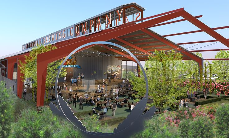Brewery News: Saint Arnold Is Offering Beer for Life Memberships and More - Eater Houstonclockmenumore-arrownoyes : The Saint Arnold Beer Garden will open in 2018