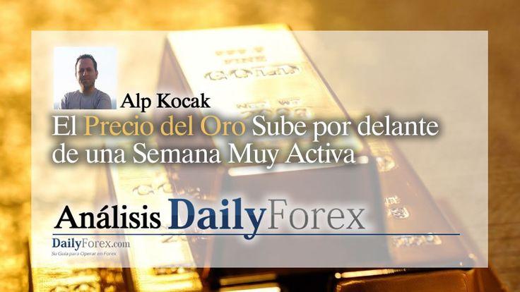 El Precio del Oro Sube por delante de una Semana Muy Activa https://espaciobit.com.ve/main/2017/10/31/precio-del-oro-sube-por-delante-de-una-semana-muy-activa/ #Forex #DailyForex