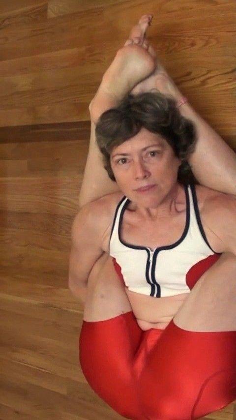 Flexible Mature Women