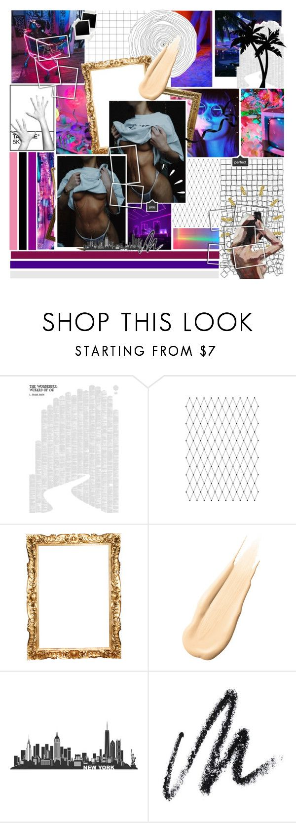 """welcome to camp, please go through the security center before you enter."" by pvssion ❤ liked on Polyvore featuring Spineless Classics, Hourglass Cosmetics, Swarovski, Benefit and Old Navy"