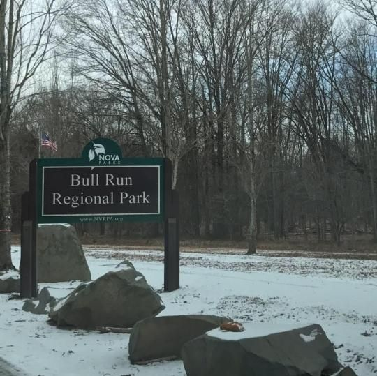 Bull Run Regional Park. 17 Full Hook-up sites ($47), Electric campsite with water $38-43). Alcoholic beverages are prohibited in all parks according to Virginia State law. Bull Run Park is only 27 miles from Washington, D.C. and 15 miles from the Vienna Metro Center Station.