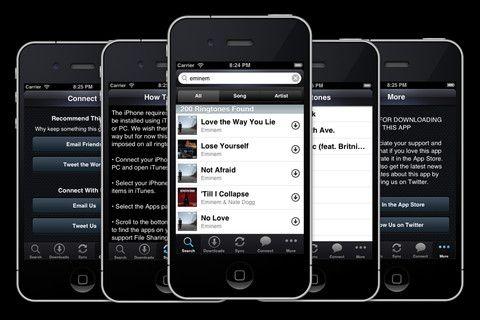 Free Tones Unlimited, tus tonos de llamadas y mensajes gratuitos
