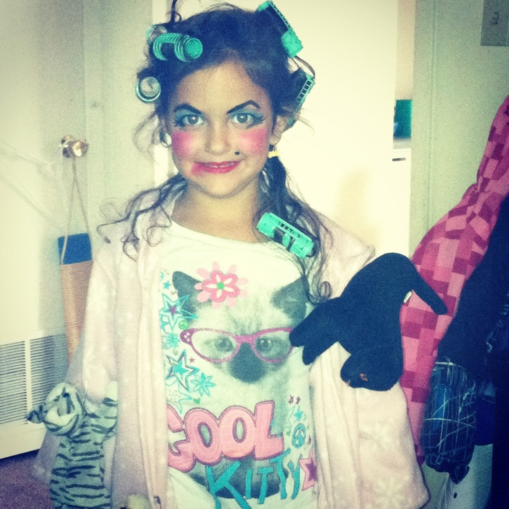 Crazy cat lady costume | love it | Pinterest | Cats, Cat ...