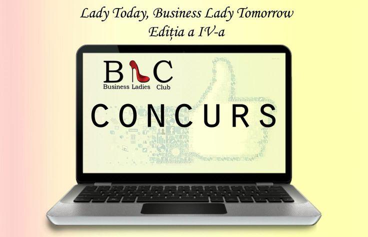 """A IV-a ediție a evenimentului """"Lady today, business lady tomorrow"""" aduce cu ea un concurs prin care îți oferim șansa să primești o invitație gratuită pentru două persoane.  (https://goo.gl/JQyaH2)  Pentru a beneficia de această invitație, tot ce trebuie să faci este să respecți următoarele cerințe:  1. LIKE la pagina noastră de facebook Business Ladie Club  2. SHARE la această postare/poză  3. COMMENT la această poză prin care să menţionezi 3 prietene cărora le recomanzi acest eveniment…"""