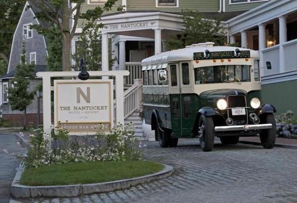 Trip Advisor names Nantucket Hotel top hotel in the U.S.