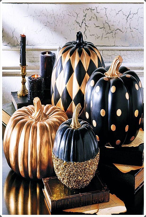 Black And Gold Halloween Decorations Trends 2020 Halloween Fiesta