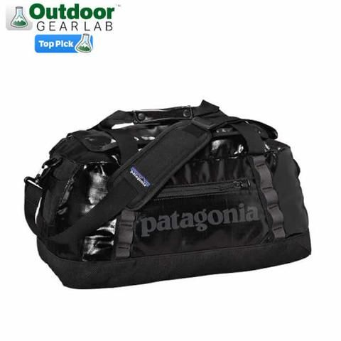 Patagonia Black Hole Packable Duffle / Duffel Bag 45L