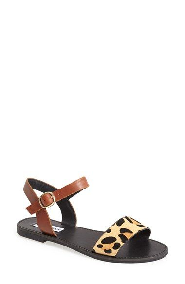 Free shipping and returns on Steve Madden 'Donddi-L' Sandal (Women)