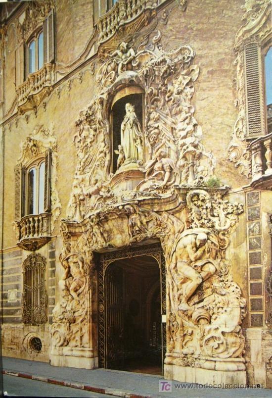 Palacio de Dos Aguas (Valencia)
