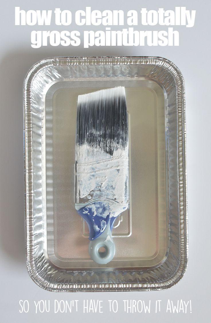 Paint Brush For Isopropyl Alchohol