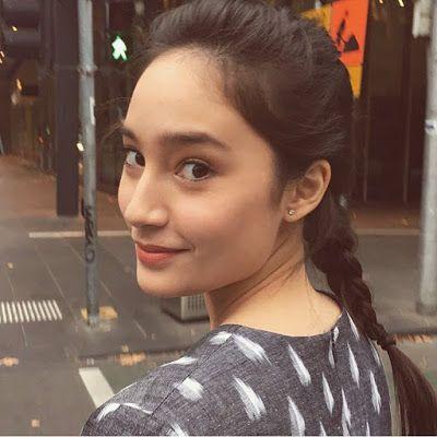 Tatjana Saphira Hartmann, Pretty Mixed-Race Indonesian Girl