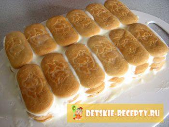 Рецепт торта детские из мастики