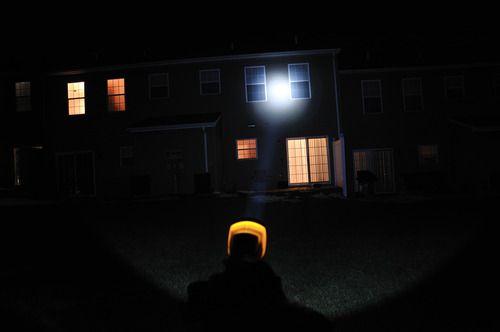 Dorcy 41-4750 190-Lumen High Flux LED Cyber Light Flashlight with Alkaline Batteries, Yellow - Basic Handheld Flashlights - Amazon.com $14+ Amz