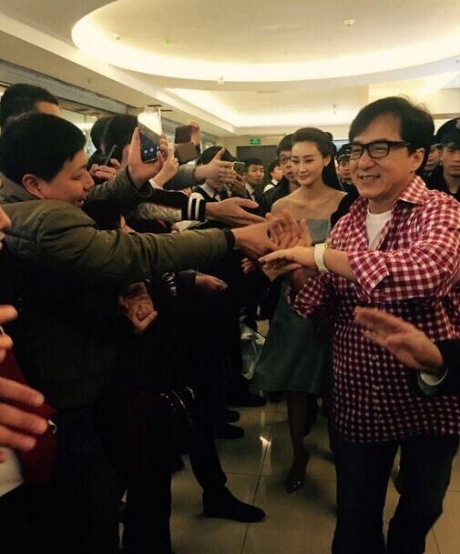 Jackie Chan Records a Song for 2022 Winter Olympic Games  https://m.facebook.com/JackieChanIsTheBest