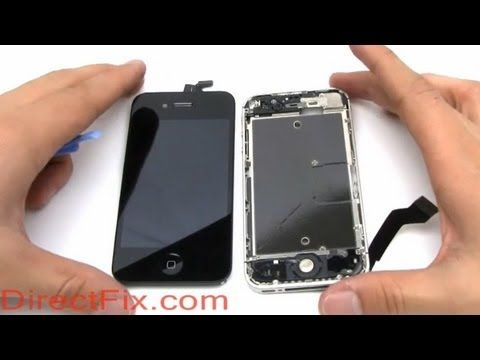 How To: Replace iPhone 4S Screen | DirectFix.com  Just in case....