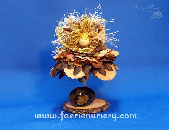 The Northern Faeries  Karat  OOAK Fairy by FaerieNursery on Etsy, $35.00