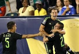 Mexico won the match after goals from Andres Guardado (minute 31), Jesus Corona (minute 47) and Oribe Peralta (minute 61) before Jamaica pulled one back in the 80th minute after Darren Mattocks scored.