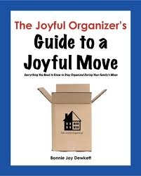 Organized Moving Tips