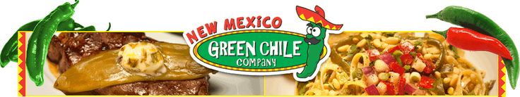 TONS of green chili recipes---The New Mexico Green Chile Company
