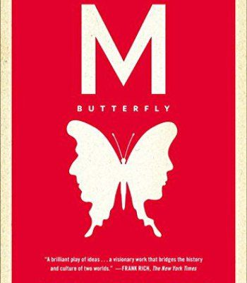 M. Butterfly: With an Afterword by the Playwright PDF