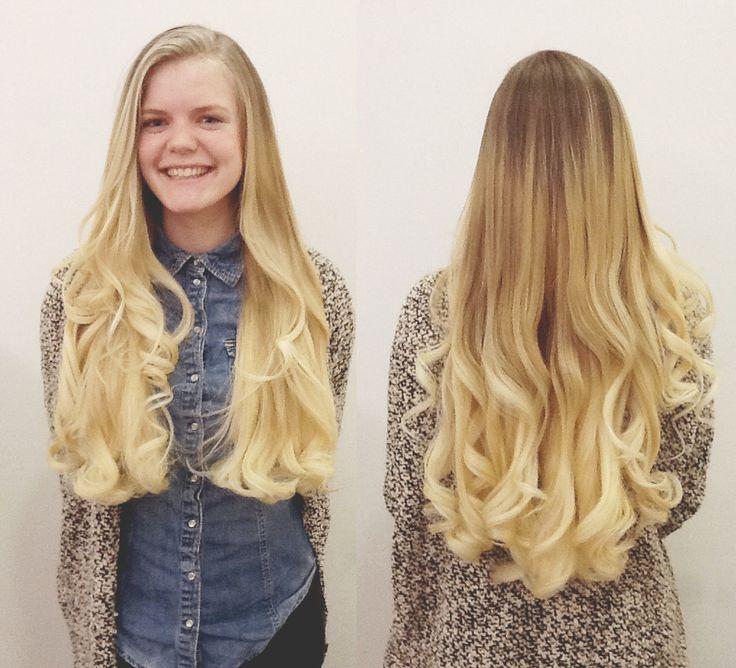 ein wunderschöner Ombree-Look made by Lisa. Hair&Beauty Hagemann // Friseur Bonn