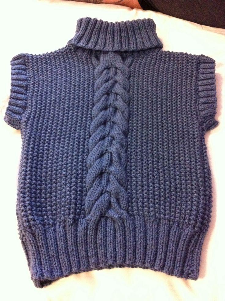 Cabled jumper