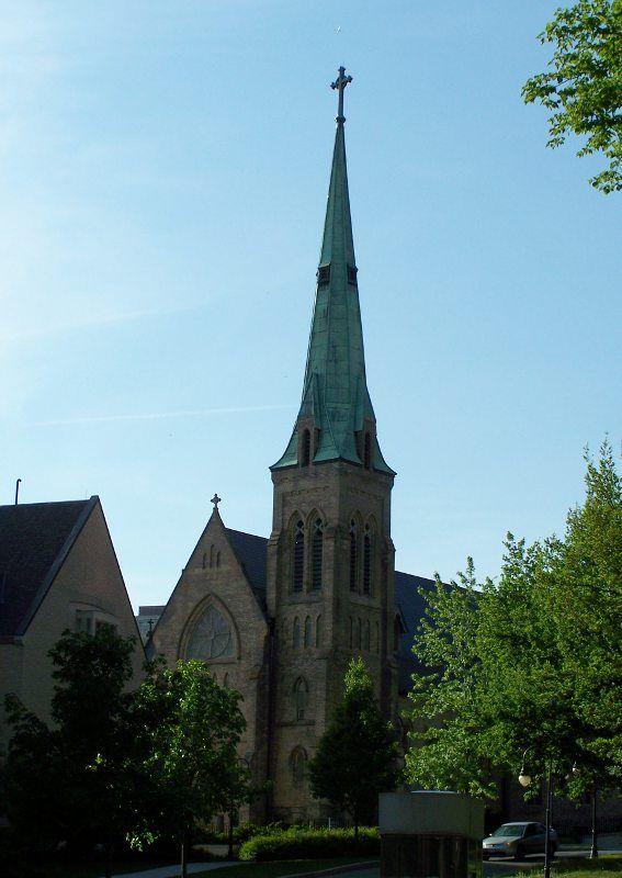 St. Basil's Church in Toronto