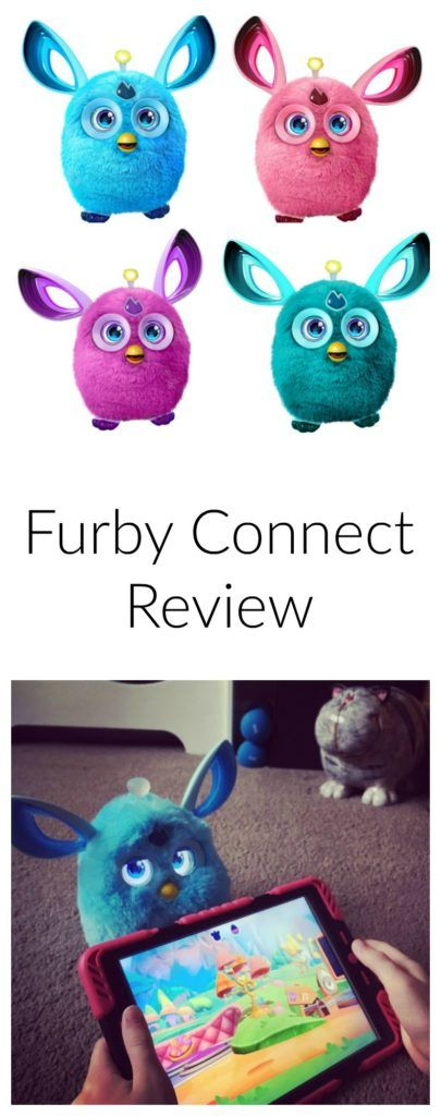 Our thoughts on the new Furby Connect